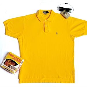 🌴Polo by Ralph Lauren Gold Polo Size Large
